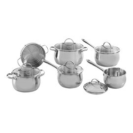 Lagostina Stainless Steel Cookware Set - 11 piece