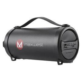 Maxwest Portable Bluetooth Speaker - Black - MXBT2