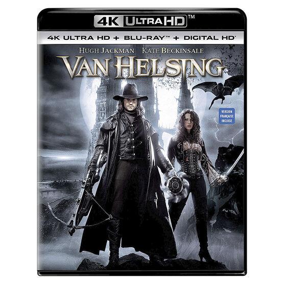 Van Helsing - 4K UHD Blu-ray