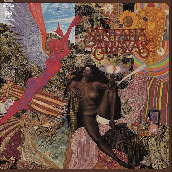 Santana - Abraxas - Vinyl