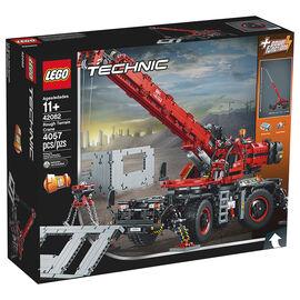 LEGO® Technic - Rough Terrain Crane - 42082