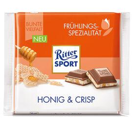 Ritter Sport - Honey & Crisp - 100g