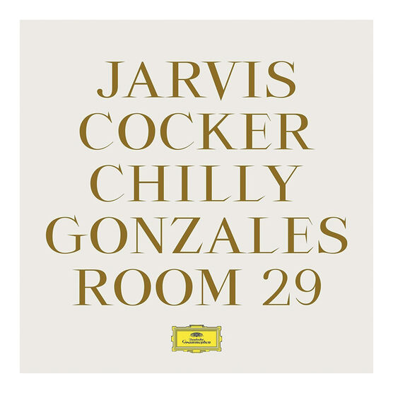 Jarvis Cocker and Chilly Gonzales - Room 29 - Vinyl