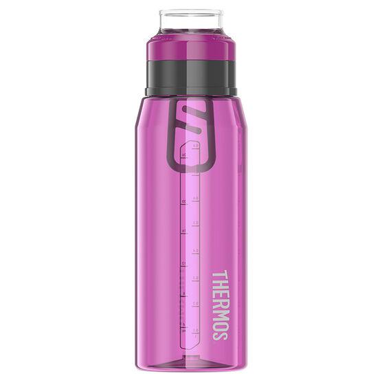 Thermos Hard Plastic Hydration Bottle - Auborgine