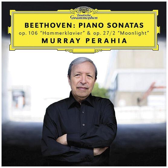 Murray Perahia - Beethoven Piano Sonatas - CD