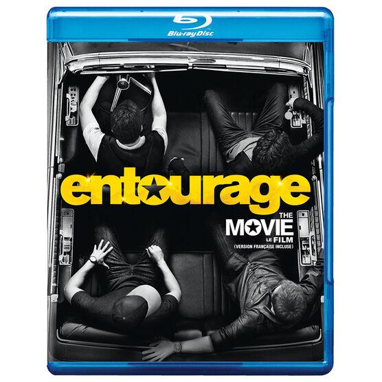Entourage (2015) - Blu-Ray + DVD