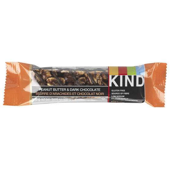 Kind Bar - Peanut Butter Dark Chocolate - 40g