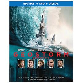Geostorm - Blu-ray Combo