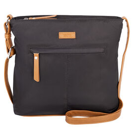 Roots Crossbody Bag with Trim - Assorted