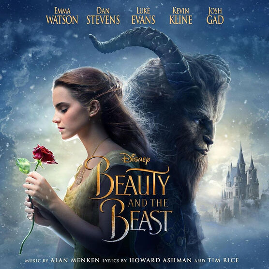 Soundtrack - Beauty and the Beast (2017) - CD