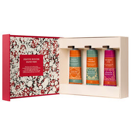Crabtree & Evelyn Festive Winter Hand Trio - 3x25g