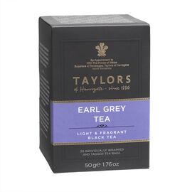 Taylors of Harrogate Tea - Earl Grey - 20's