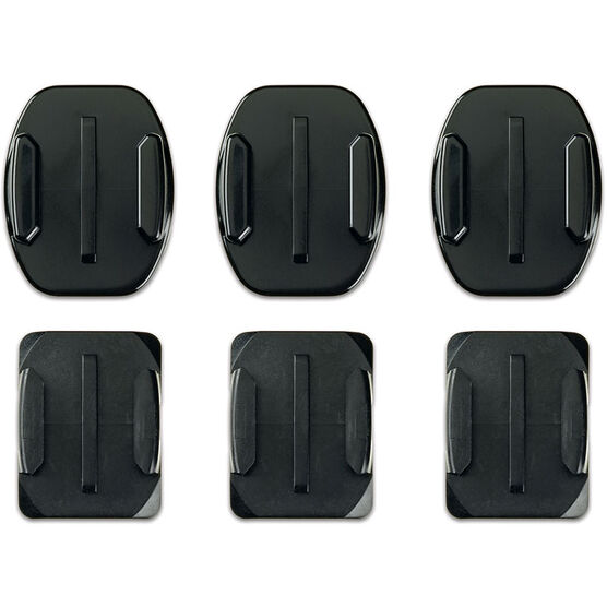 GoPro Curved & Flat Adhesive Mounts - GP-AACFT-001