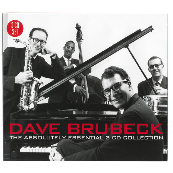 Dave Brubeck - The Absolutely Essential 3 CD Collection - 3 CD