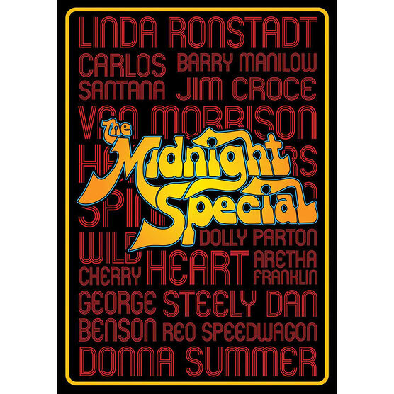 The Midnight Special - 3 DVD