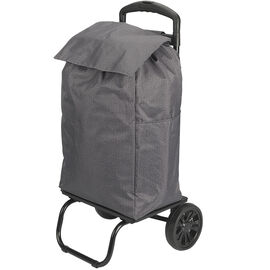 London Drugs Compact Shopping Cart - Grey - SD0131