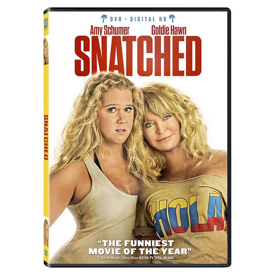 Snatched - DVD