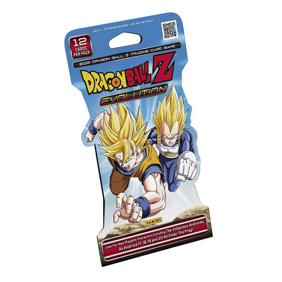 Dragonball Z Evolution Blister Pack - 12's