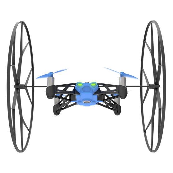 Parrot Rolling Spider MiniDrones- Blue - PF723001