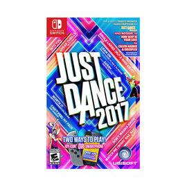 Nintendo Switch Just Dance 2017