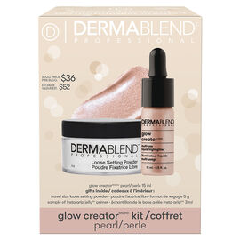 Dermablend Professional Glow Creator Kit - Pearl