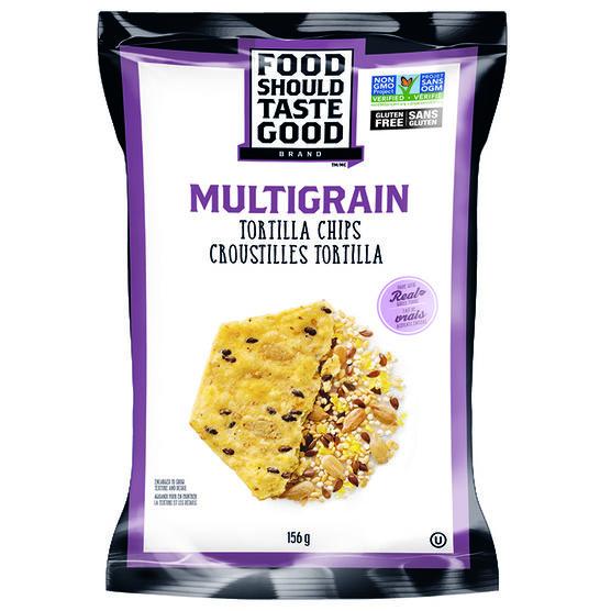 Food Should Taste Good Tortilla Chips - Multi-grain - 156g
