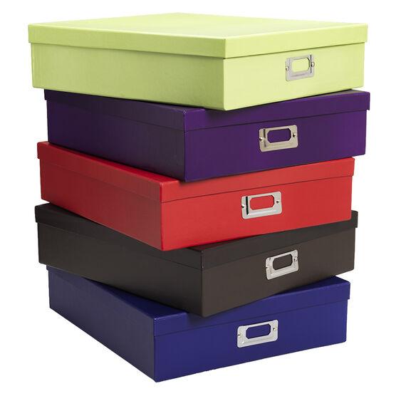 Pioneer Scrapbooking Box - Assorted