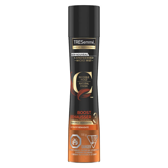 TRESemme Compressed Hairspray Boost Hold - Level 3 - 155g
