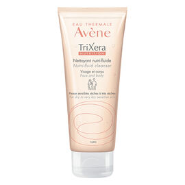 Avene TriXera Nutrition Nutri-Fluid Cleanser - 100ml