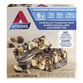Atkins Day Break Bar - Chocolate Hazelnut - 5 x 40g