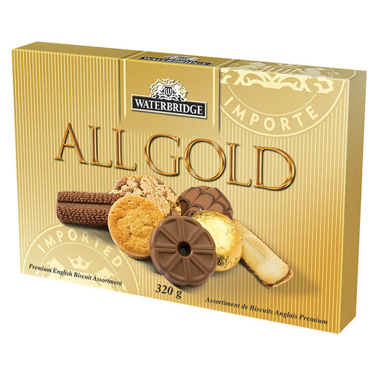Waterbridge All Gold - Assorted - 320g