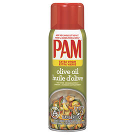 Pam Cooking Spray - Extra Virgin Olive Oil - 141g