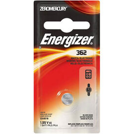 Energizer Watch Battery 362 1.55V