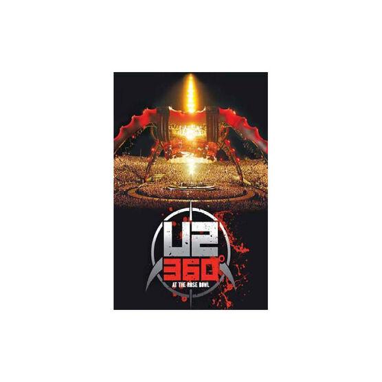 U2: 360 Degrees at the Rose Bowl - DVD