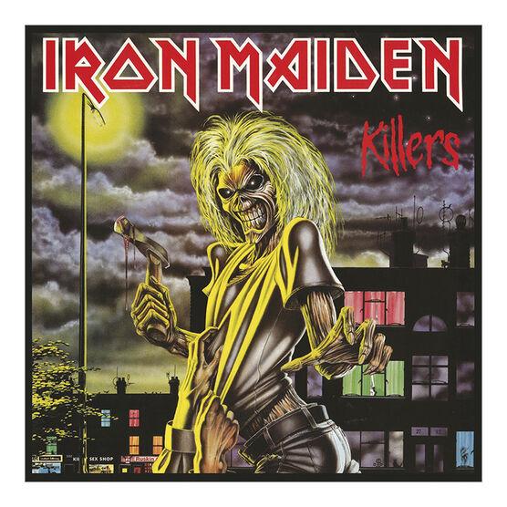 Iron Maiden - Killers - 180g Black Vinyl