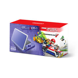 Nintendo Mario Kart 7 2DS XL Bundle