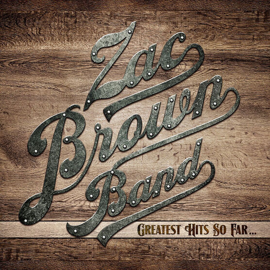 Zac Brown Band - Greatest Hits So Far - CD