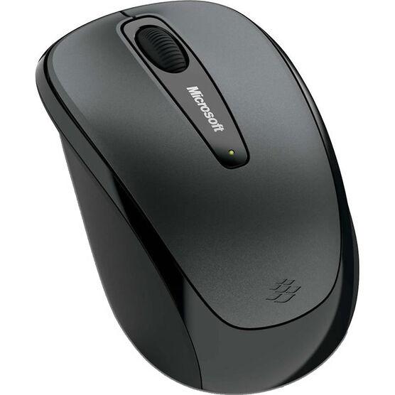 Microsoft Wireless Mobile Mouse 3500 - Grey - GMF-00009