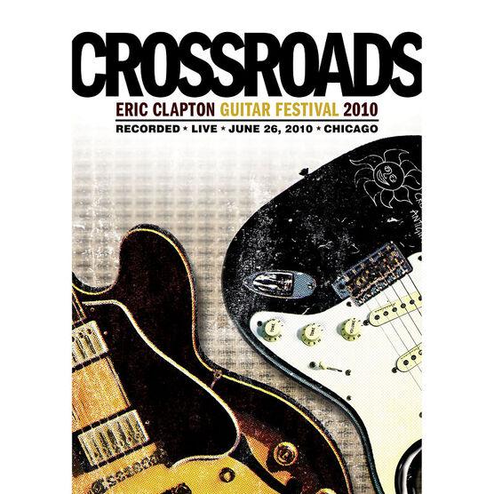 Eric Clapton: Crossroads Guitar Festival 2010 - Live in Chicago - DVD
