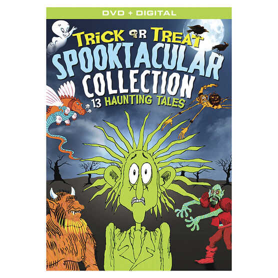 Trick or Treat: Spooktacular Collection - DVD