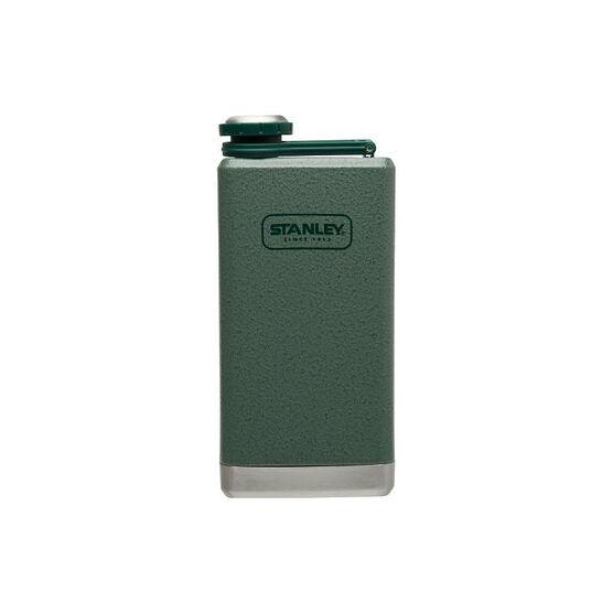 Stanley Adventure Stainless Steel Flask - 8oz - Hammertone Green