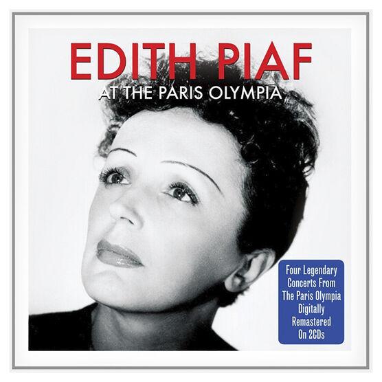 Edith Piaf - At The Paris Olympia (Remastered) - 2 CD