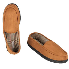 Perry Ellis Moccasin Slippers - Assorted Sizes