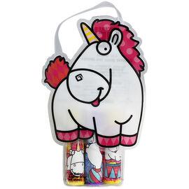 Despicable Me3 Lip Balm - Fluffy Unicorn - 3 x 3.4g