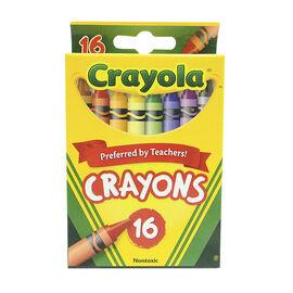 Crayola Crayons - 16's
