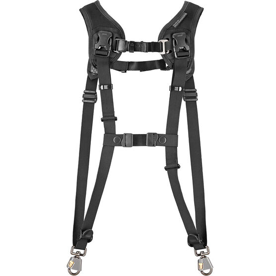 BlackRapid Double Breathe Slim Fit Camera Harness - BR361004