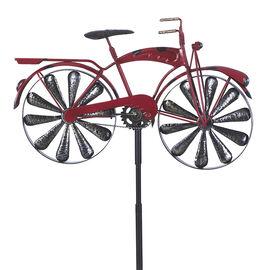 London Drugs Metal Garden Windmill - Bicycle
