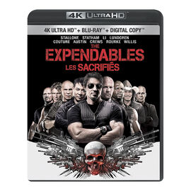 The Expendables - 4K UHD Blu-ray