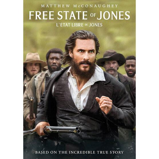 Free State of Jones - DVD