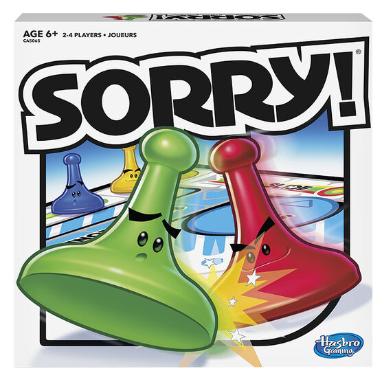 The Game of Sorry